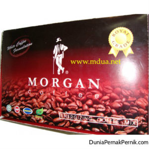 morgan coffe