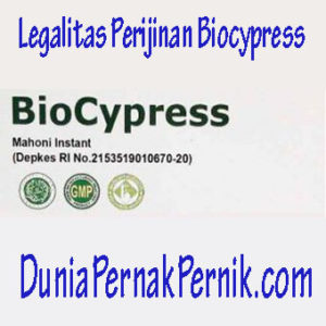 bio-cypress legality